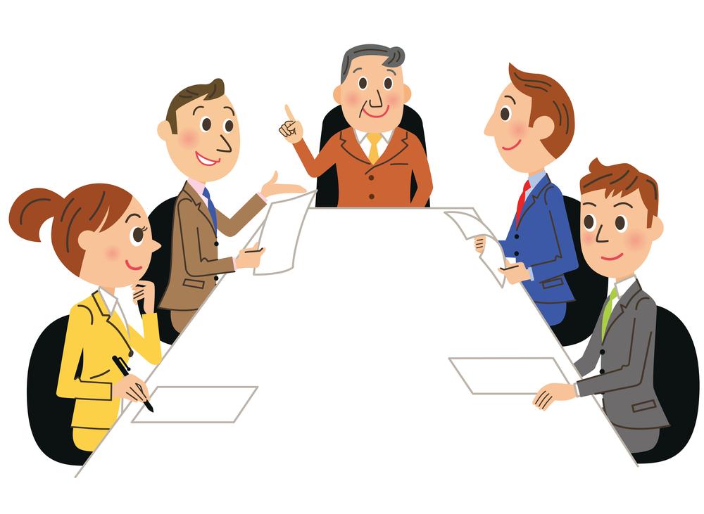社内報での「座談会」企画を、成功させよう。