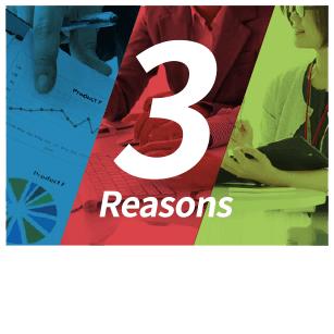 私たちが選ばれる3つの理由