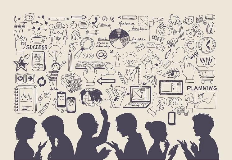 デザインや企画はどうするの?未経験からはじめる社内報の作り方