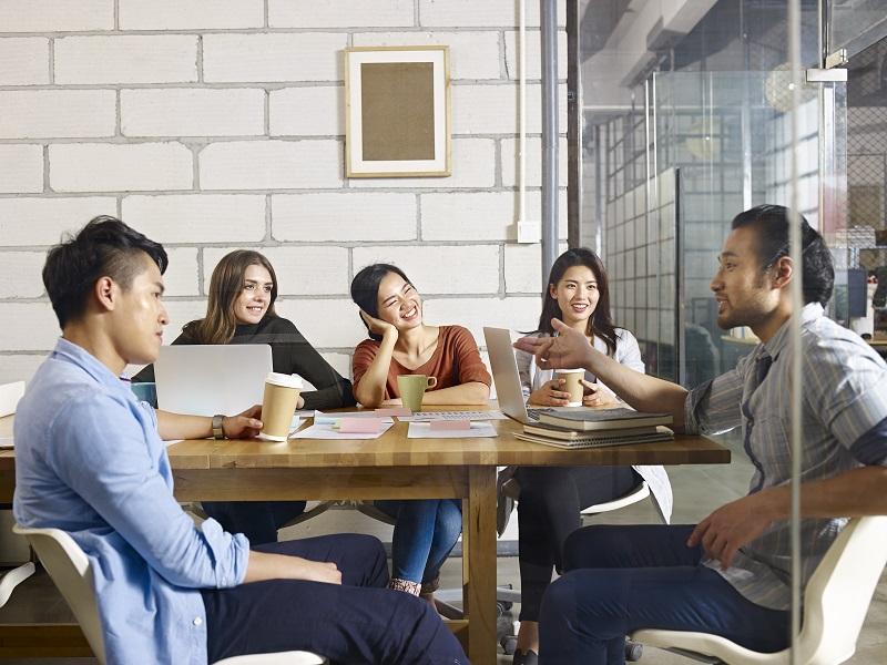 飲み会じゃなくてもできる!社内コミュニケーションを活性化する方法